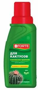BONA FORTE удобрение для кактусов 285мл