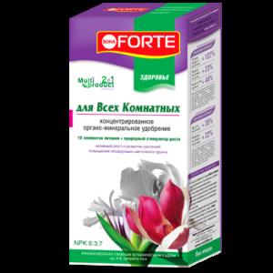 Bona Forte удобрение для комнатных растений Multi Product 285 мл.