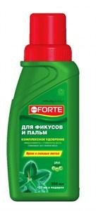 BONA FORTE удобрение для фикусов и пальм 250мл