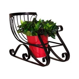 Подставка для цветов на подоконник Сани