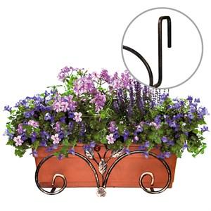 Подставка для цветов на балкон
