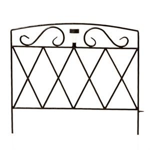 Декоративный заборчик