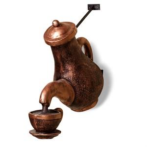 Рекламная фигура чайник