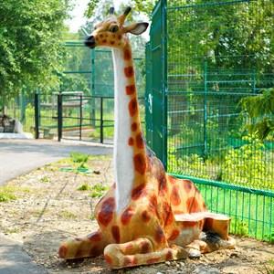 Диван для парка Жираф