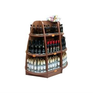 Островной стеллаж для вина не дорого