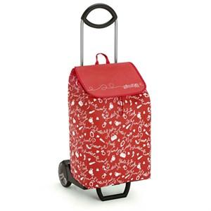 Хозяйственная сумка на колесиках из водостойкой ткани