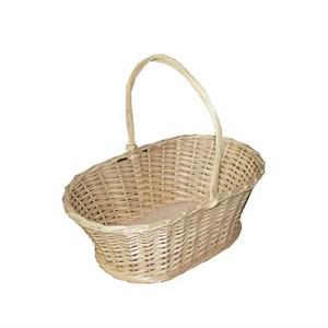 Плетеная корзина в интернет-магазине