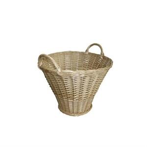 Плетеная корзинка фото