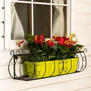 Подставка для цветов на окно