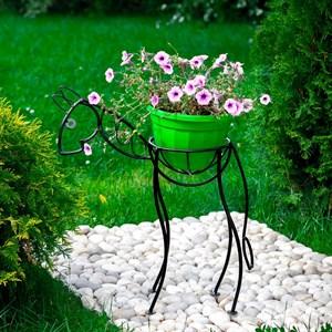 Ослик цветочница 95-011