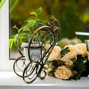 Цветочница на окно Бабочка