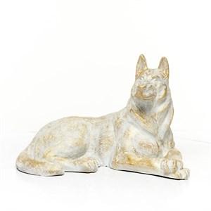 Скульптура Овчарка