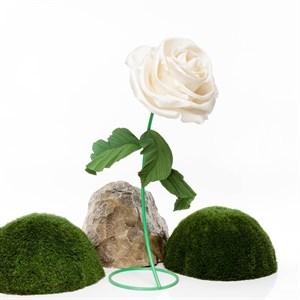 Цветок из изолона