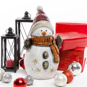 Фигура Снеговик