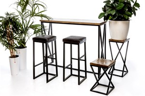 Мебель в стиле лофт