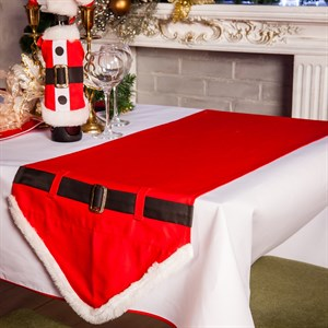 Новогодняя салфетка на стол