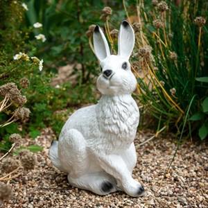 Фигура садовая заяц F01007