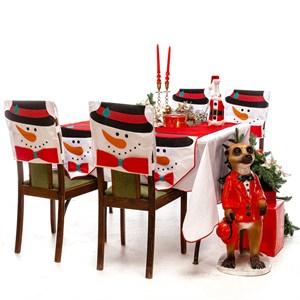 Комплект украшений для новогоднего стола 12121