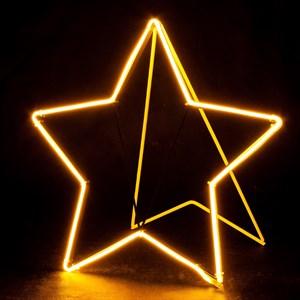 Световая фигура звезда