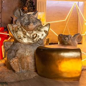Новогодние фигуры Мышки