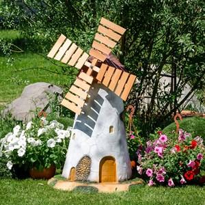 Мельница садовая
