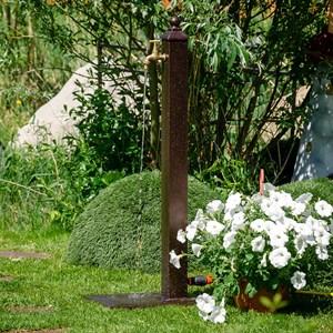 Колонка садовая для воды