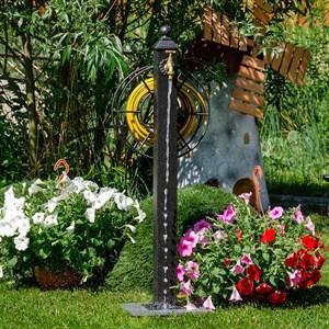 Колонка садовая