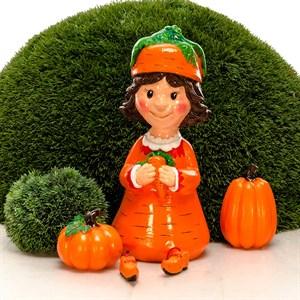 Гном морковка U08994