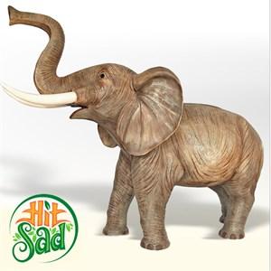 Садовая фигура Слон большой