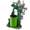 Садовая фигура Лягушка - фото 12119