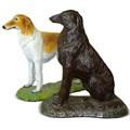 Фигуры садовые собаки