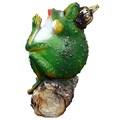 Садовая фигура Царевна Лягушка цена 902 руб.