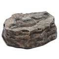 Садовая фигура Камень со скелетом динозавра