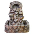 Садовый фонтан Камень