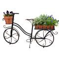 Велосипед для цветов - фото 13767