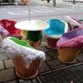 Комплект мебели Мороженое - фото 13974