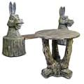 Стол и кресла дачные