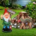 Комплект садовых фигур Гномы - фото 14071