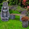 Комплект садовых фигур Каменный - фото 14283