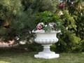 Цветочный вазон из бетона - фото 14309