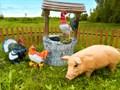 Садовая фигура Курица - фото 14329