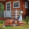 Садовый диван Олененок - фото 14973