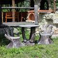 Комплект мебели для дачи за 22000 руб.