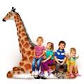 Жираф из стеклопластика