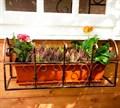 Подставка для цветочного ящика