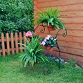 Подставка для цветов для сада