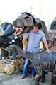 Динозавр фигура для парка