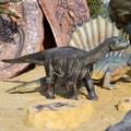 Фигура для дачи динозавр