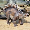 Фигура для парка стегозавр