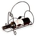 Металлическая подставка под бутылку